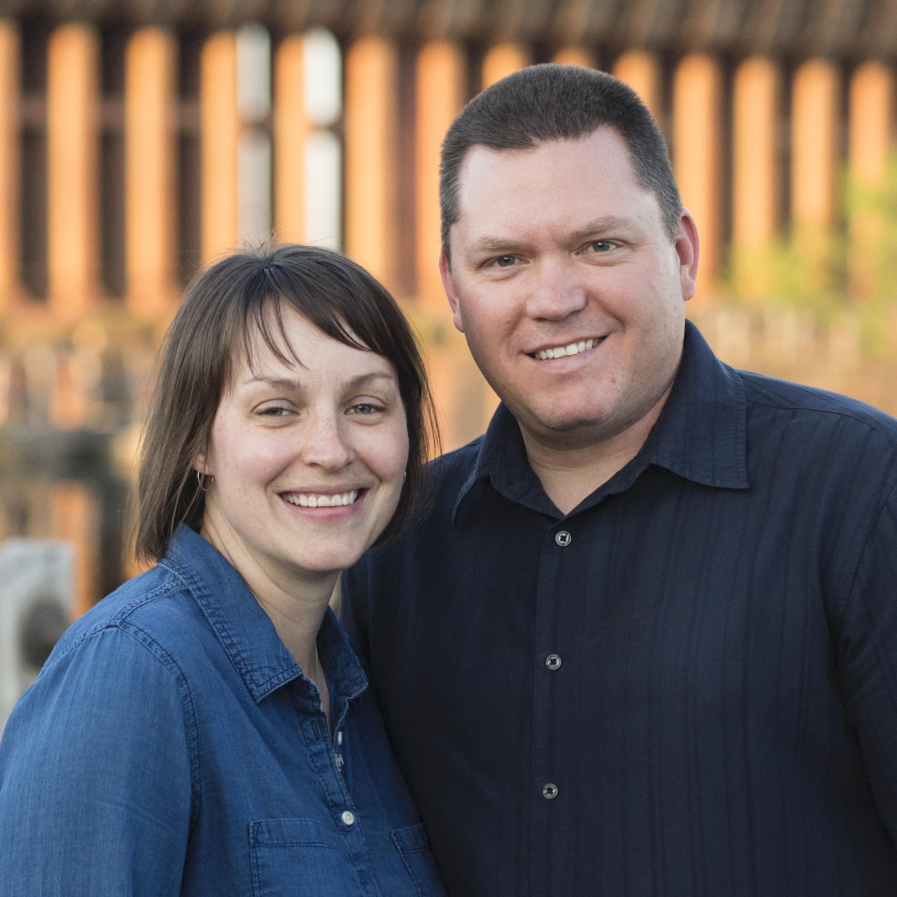 Nikki and Mike Murray 2019